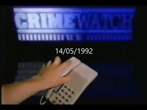 Crimewatch U.K - May 1992 (14.05.92)