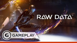 Raw Data - VR Action Combat Gameplay