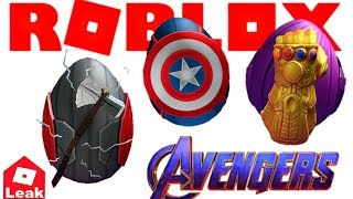 Avengers HATCHING Eggs?! Roblox Egg Hunt 2019, Scrambled in Time