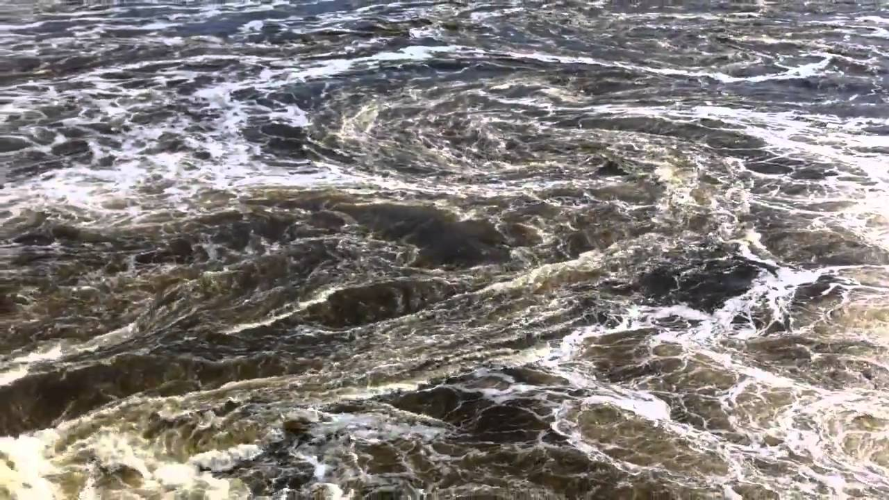 Mississippi Whirlpools - YouTube