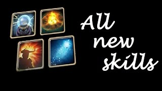 DRAKENSANG: All classes new skills 2015