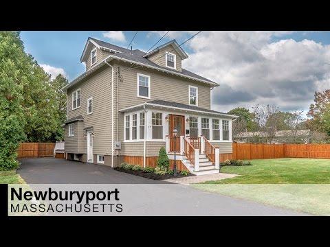 Video of 17 Moseley Avenue | Newburyport, Massachusetts real estate & homes by Cheryl Caldwell