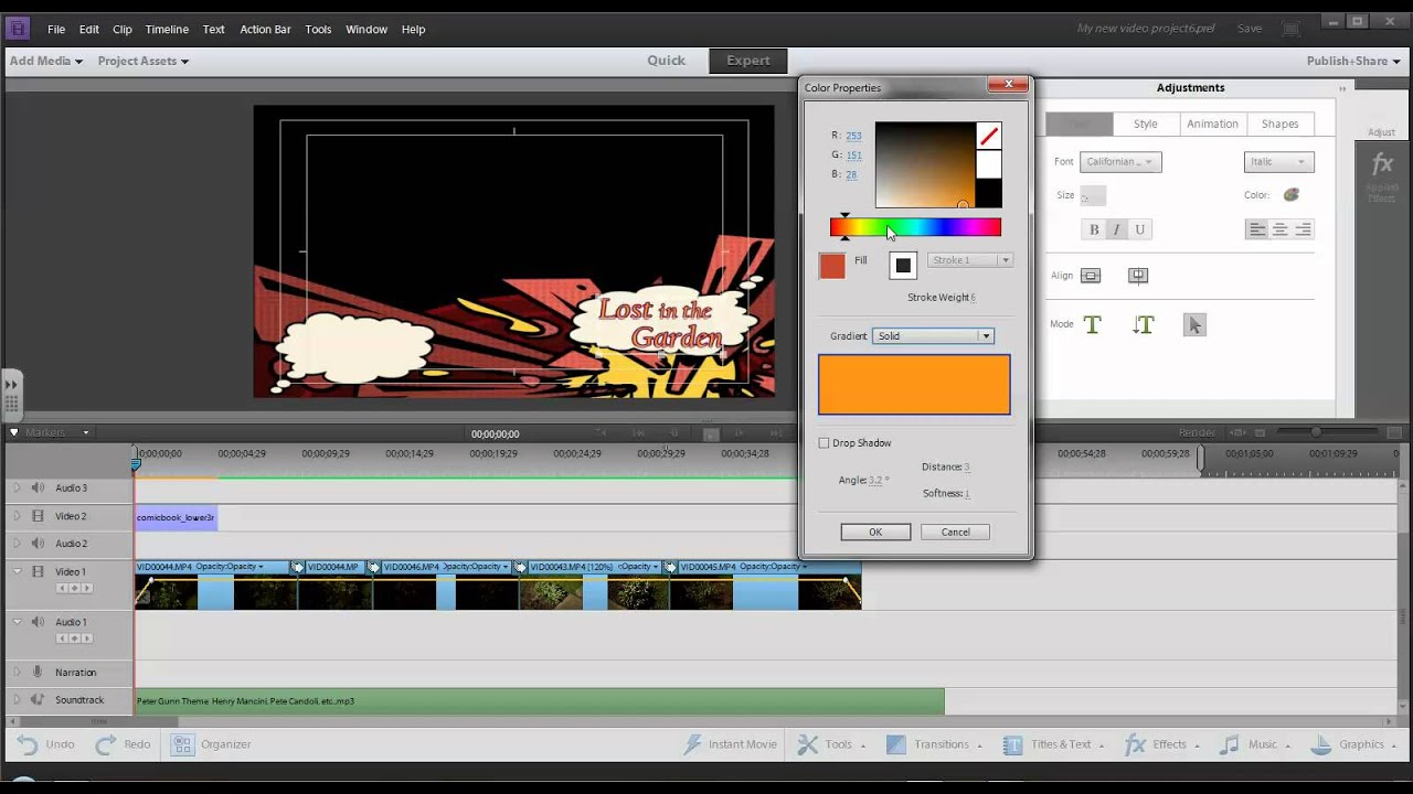 Adobe premiere elements 11: feature overview & demo youtube.