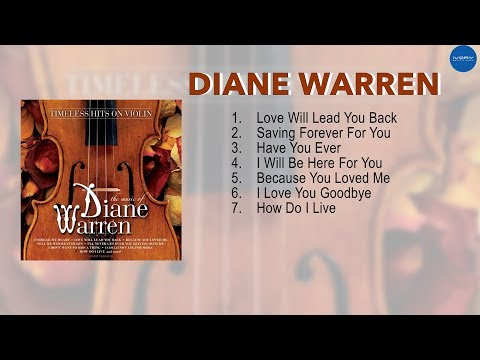 NON-STOP Music of Diane Warren on Violin