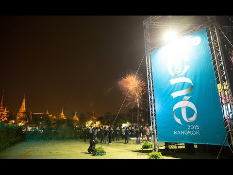 Opening Ceremony | One Young World Summit 2015 in Bangkok