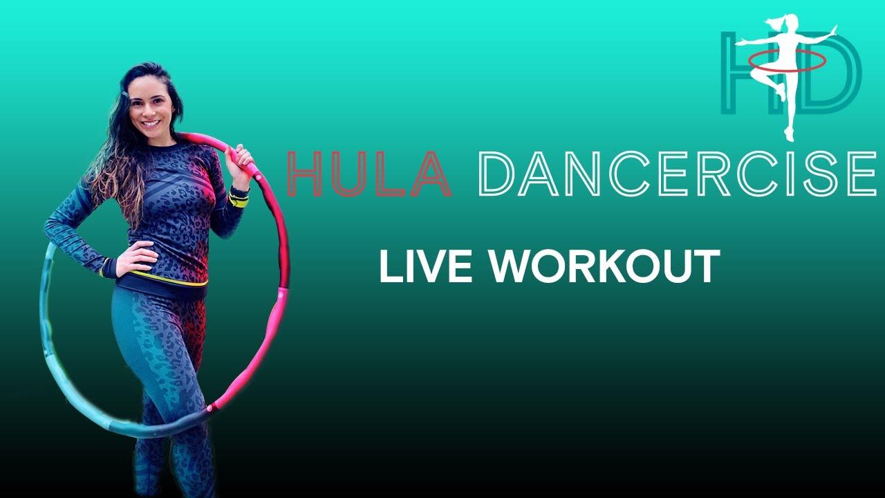 Hula Hoop Workout 16/06/21
