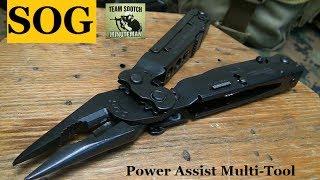 SOG Power Assist Multi-Tool