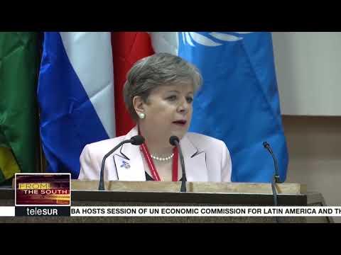 ECLAC Leaders To Present New Regional Development Plan in Cuba
