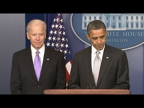 Newtown, Conn. Sandy Hook Shooting Prompts President Obama Launches Gun-Violence Task Force