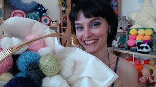 WIP Update & New Tools! - InStitches Family Crochet Party - Ep. 11