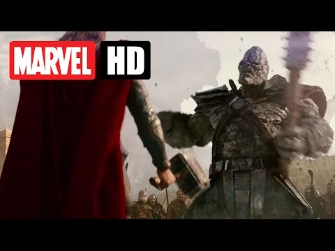 THOR: THE DARK KINGDOM - Auf Blu-ray, DVD und Blu-ray 3D - Marvel