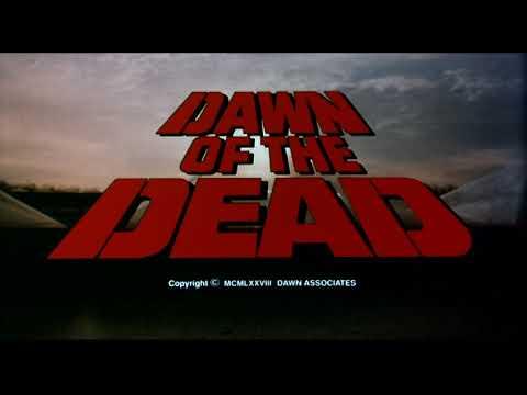 Dawn of the Dead 1978,  Starring Ken Foree, David Emge, Gaylen Ross
