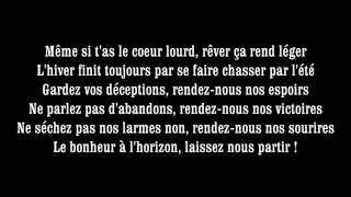 Kery James feat  Corneille   A lhorizon paroles)