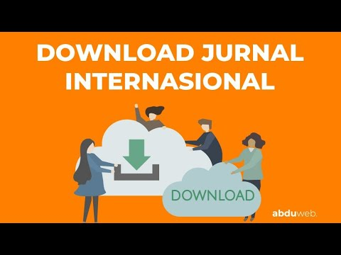 Cara DOWNLOAD JURNAL INTERNASIONAL SCIMAGOR - YouTube