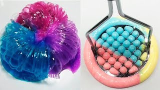 Slime Pressing - The Most Satisfying Slime ASMR!