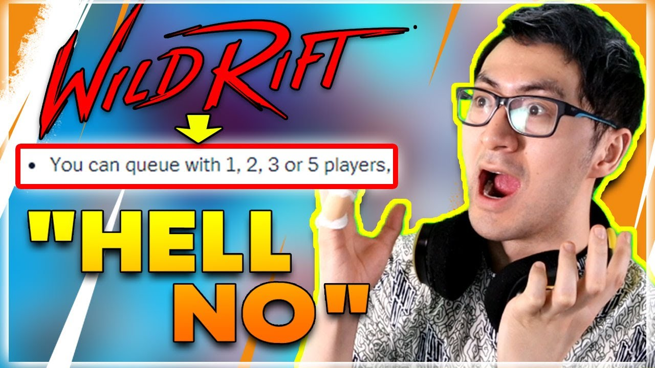 How is Trio Queue going to affect LoL Wild Rift | Dave Talk