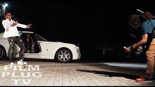 Lil Baby  ft. Hoodrich Pablo Juan - Boss Bitch BTS @FilmPlugTV