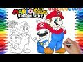 How to Draw Mario + Rabbids Kingdom Battle #157 | Drawing Coloring Pages Videos for Kids