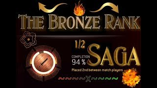 The Bronze Rank Saga???? #1/2