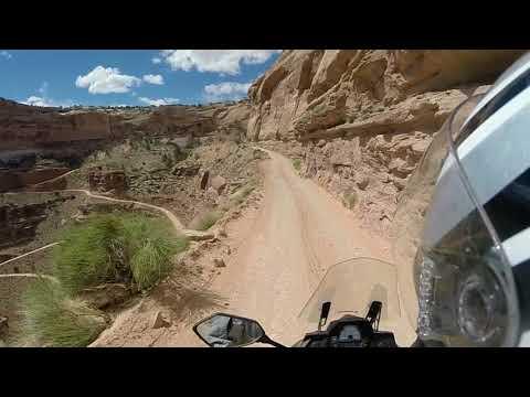 Shafer Switchbacks, Canyonlands National Park, Moab UT Medium