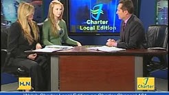 Molly Quinn and Diane Namm on Charter Local Edition