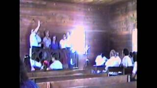 temple baptist church old fashioned singing preaching cades cove tn 1991 pt 1