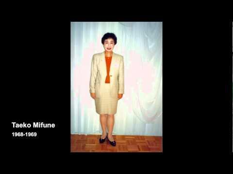 1993 - Gloria Stern Invited to Okayama