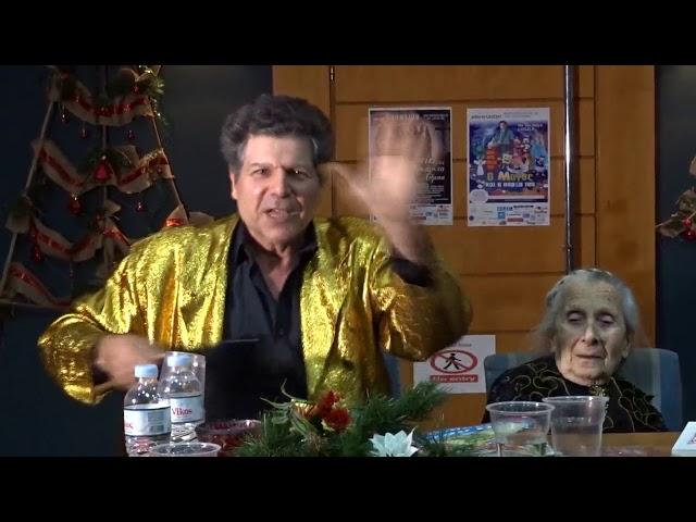 LUIGELO - Ο Μάγος και η παρέα του - Συνέντευξη Τύπου stellasview.gr