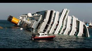 Cruise Ship fall into sea | Heavy Storm in Sea(समुद में भयंकर तूफान) | By The Way Of Facts