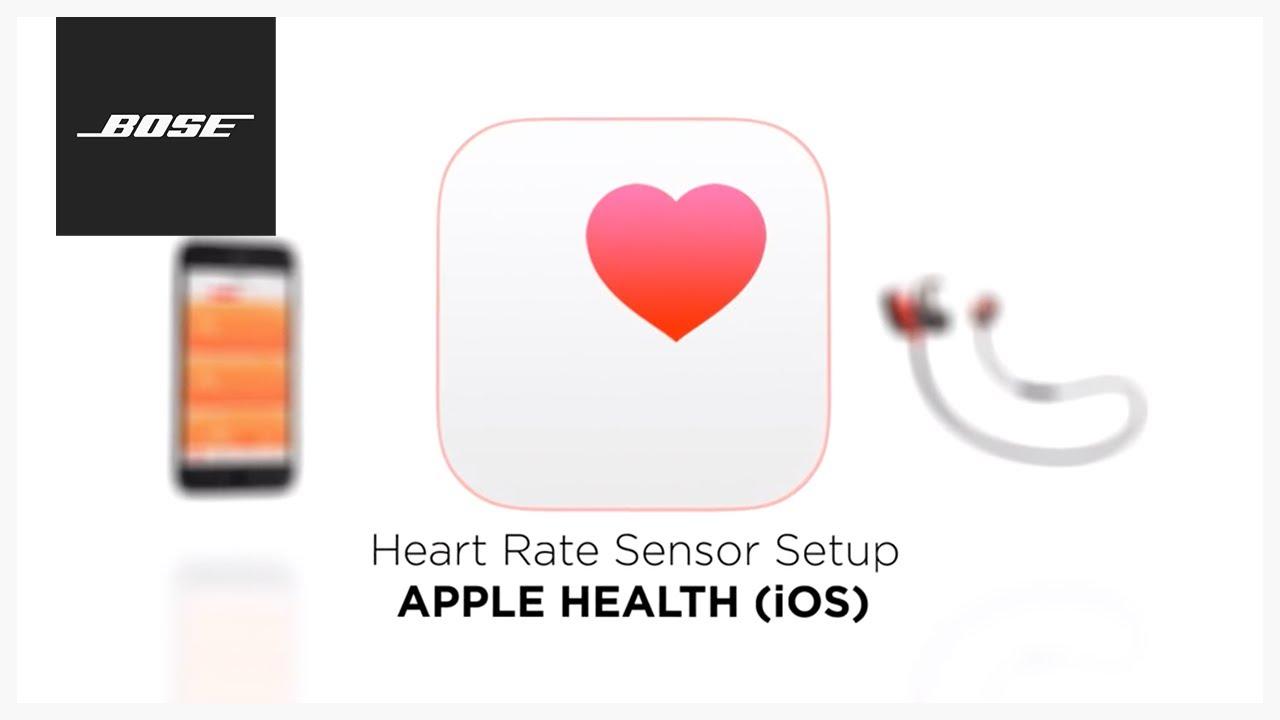 0767b69aeeb Bose SoundSport Pulse – Apple Health (iOS) - YouTube