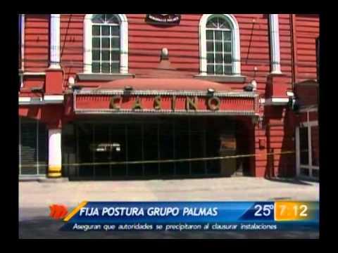 Las Noticias - Grupo Palmas fija postura por clausura de casinos