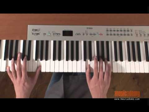 Using Chords To Play How Great Is Our On Worship Keyboards