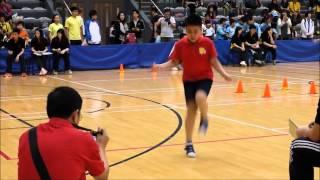 元朗朗屏邨東莞小學參加 ~ 全港小學跳繩決賽 @2014-M