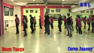 Ballo di Gruppo 2015 Disco Tango coreo Juanny