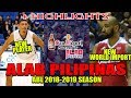 ALAB PILIPINAS   MGA BAGONG PLAYER + HIGHLIGHTS   OCTOBER 01, 2018