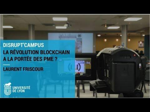 Conférence - La révolution des Blockchains à la portée des PME?