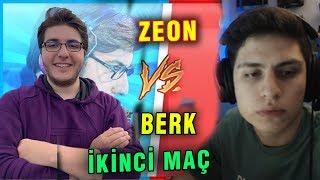 ZEON VS BERK RİP TEPE UNLOST SECTÖR CUP İKİNCİ MAÇ