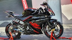 Yamaha YZF R-125 2008 MotoRW 0820