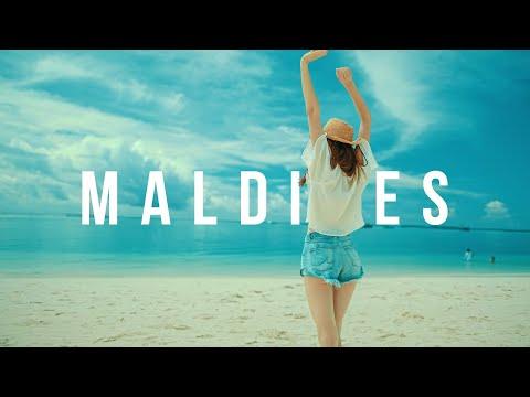 A Walk Through Maldives - Paradise tropical wedding honeymoon travel resort