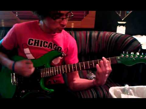Mark Holcomb - Scarlet Chords Lesson