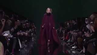 ELIE SAAB Ready-to-Wear Autumn Winter 2014-2015 Fashion Show