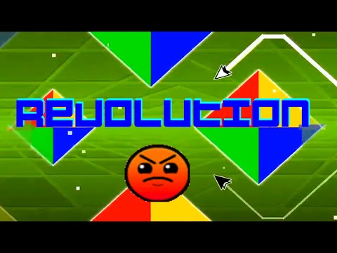 Geometry Dash - Revolution - By FunnyGame