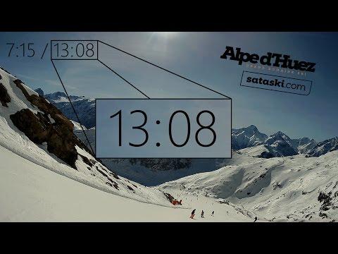 La Sarenne in 13 minutes!!! | Alpe D'huez | SJ6 Legend