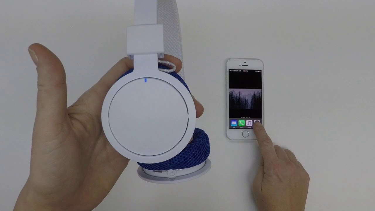 5353408f371 Hellas paired with IOS. Urbanears support channel