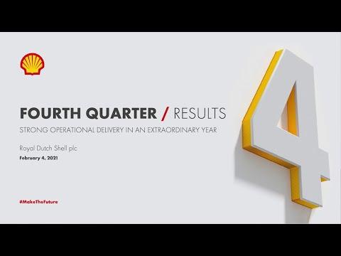 Shell's fourth quarter 2020 results presentation | Investor Relations