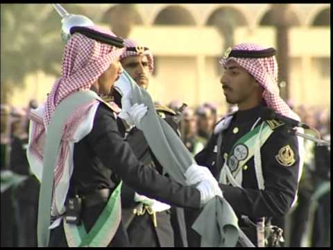 حفل تخرج طلاب كلية الملك خالد العسكرية 1436هـ Youtube