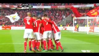 BENFICA 4 - 0 Tondela | GOLOS com Relato