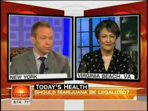 Marijuana Activist on the Today Show