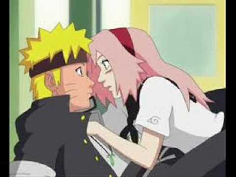 Naruto And Sakura Kiss