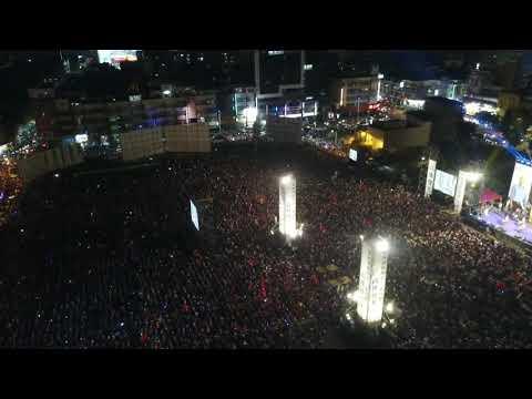 1117 韓國瑜超級星期六 未修剪分享 空拍第二段